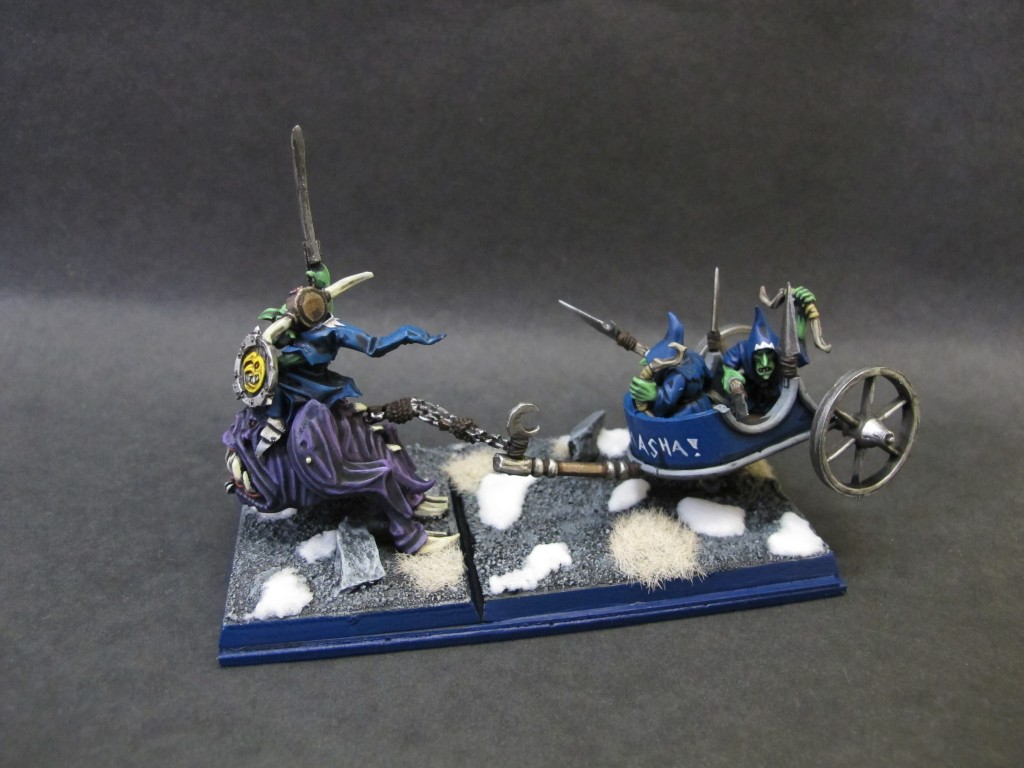 Night Goblin Chariot - 1