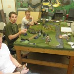 May 29, 2012 Doubles Tournament at the Time Machine