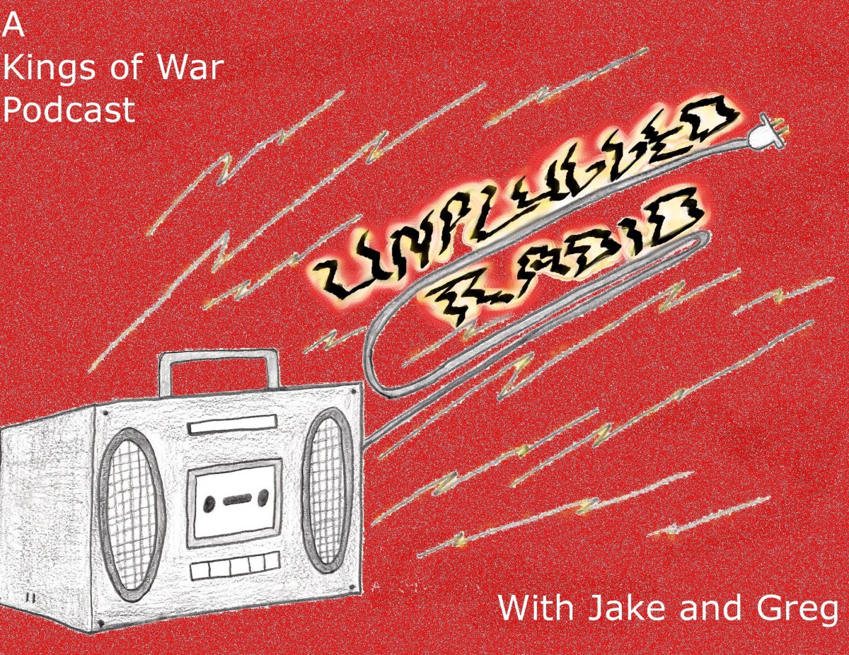 Unplugged Radio – Episode 8 – The Worst Units in Kings of War